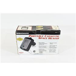 Brinkman Portable Catalytic Space Heater