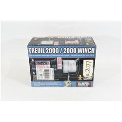 Seal in Box Champion 2000 Winch