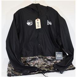 Y&R XL PVC Rain Coat