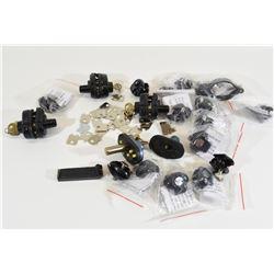 19 Assorted Trigger Locks