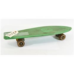 Scamp Collectable Plastic Skate Board