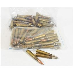 100 Rounds of 8mm Mauser Ammo