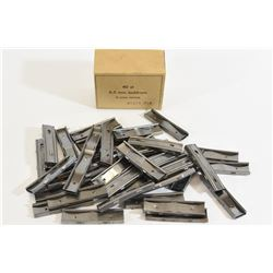 40 6.5x55 Sewdish Stripper Clips