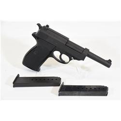 Walther P1 Handgun