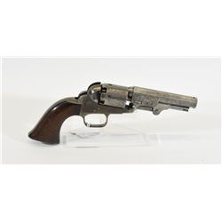 Antique Colt Model 1849 Pocket Revolver