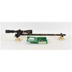 SSK 17 Viper Barrel For TC Contender Rifle