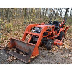 Kubota BX22 Diesel Compact Tractor