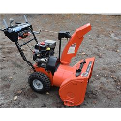 """Ariens Deluxe 24"""" AX254 Snow Blower"""