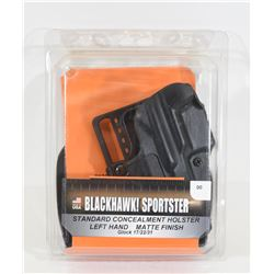 Blackhawk Standard Concealment Holster Left Hand