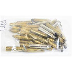 47 rounds 7mm Remington Magnum Brass