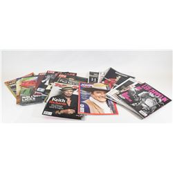 16 Assorted Magazines