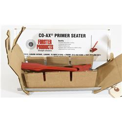 Co-Ax Forster Products Primer Seater