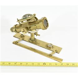 Royal Navy Ross London Sextant
