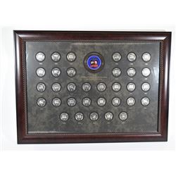 NWTF Medallion Board
