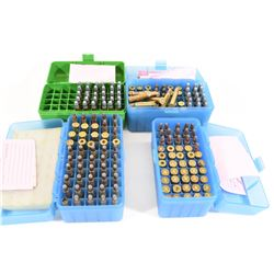 Lot of Mixed Reloaded 30-30 Ammunition