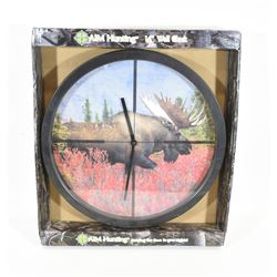 "AIM Hunting 14"" Wall Clock"