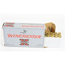 20 Rounds Winchester 303 British Casings