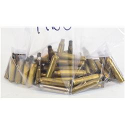 40 Pieces of 7mm Rem Mag Brass