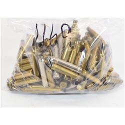 140 Pieces of  300 Winchester Magnum Brass