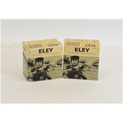 "50 Rounds Eley 12 ga x 2 3/4"" Nickel #7 1/2 Shot"