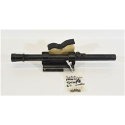 Weaver B4 Scope with Winchester Side Barrel Mount