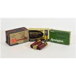 Lot of 12 Gauge Ammunition