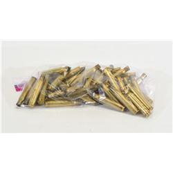 40 Pieces of 30-06 Empty Brass