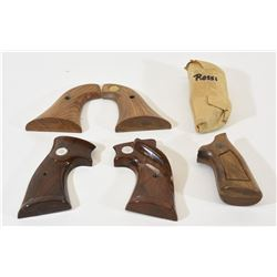Box Lot Revolver Grips