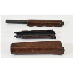 Rifle Forearm Pieces