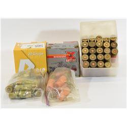 Box Lot 20 Gauge Ammunition