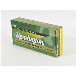 Remington Premier 7mm Ammunition