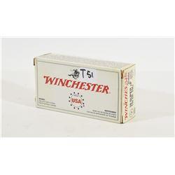 Winchester 38 Super Ammunition