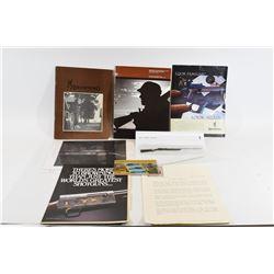Box Lot Catalogues and Dealer Art
