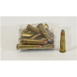 Assorted 25-20 Winchester Ammo