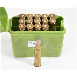 358 Norma Mag Ammunition
