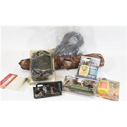 Box Lot Hunting Accessories