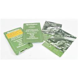Box Lot Manuals