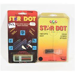 Box Lot Shotgun sights