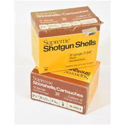 Supreme 12 Gauge Shotgun Shells