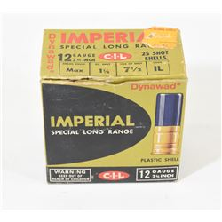 Imperial Special Long Range Ammunition