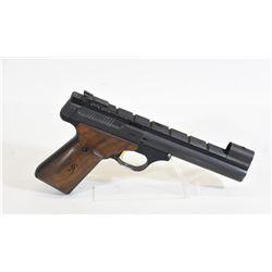 Browning Buck Mark 5.5 Target Handgun