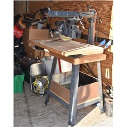 "Sear Craftsman 10"" Radial Saw"