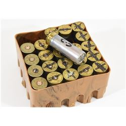 23 Rounds 12 Gauge Black Powder Reloads