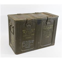 Ammunition Can