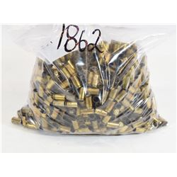 9.65 lbs of 9mm Brass