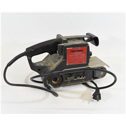 "Sears Craftsman 3"" x 21"" Belt Sander"