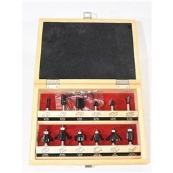 Craftsman 12-Piece Router Bits