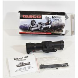 Tasco Pro Point 1x 32mm Red Dot