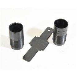 2 Mossberg 535 Choke Tubes w/ Installation Key