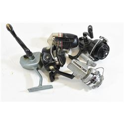 Box Lot Fishing Reels